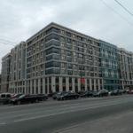 Новостройки на Петроградской стороне