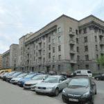 сталинские дом