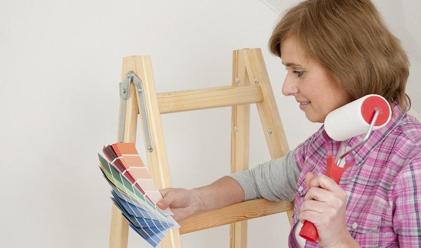 Как покрасить самостоятельно