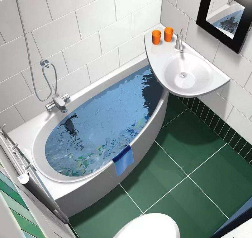 Как отремонтировать ваную комнату